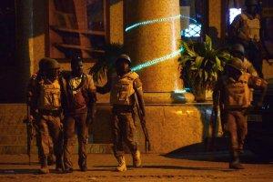 Burkina Faso Policía Militar Fuerzas