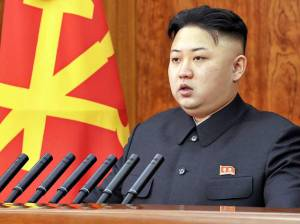 Kim Jong Un Corea del Norte 2