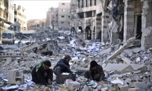 Madaya Siria